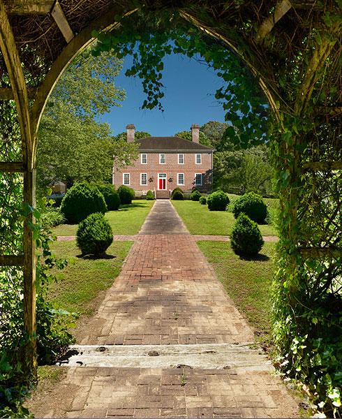 Wedding Arch - INOLA Gardens Blue Ridge