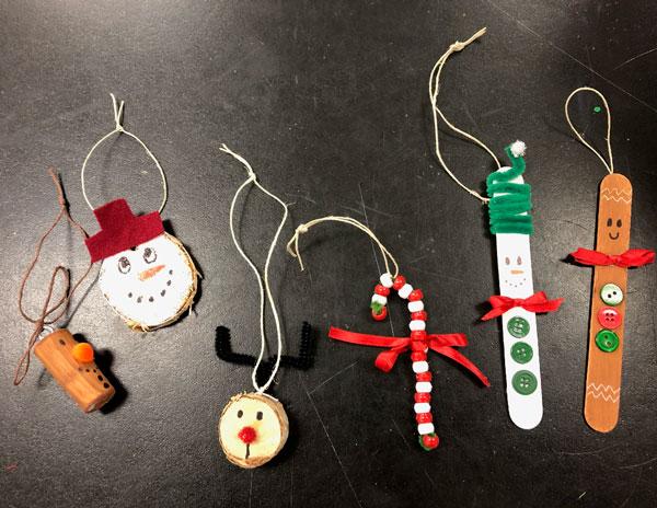 Craft Ornaments INOLA Blue Ridge