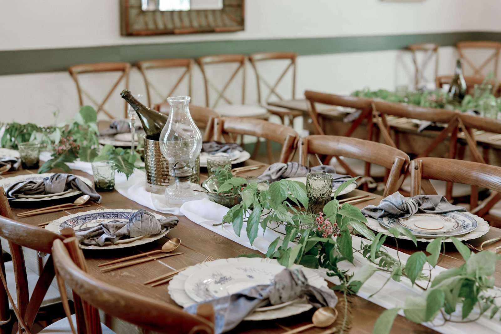 INOLA Wedding Reception Dinner