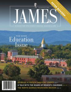 INOLA Featured in James Magazine