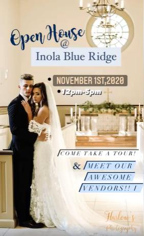 Blue Ridge Wedding and Bridal Open House