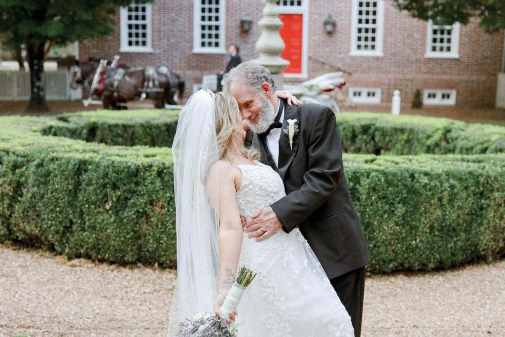 Romantic Blue Ridge Wedding