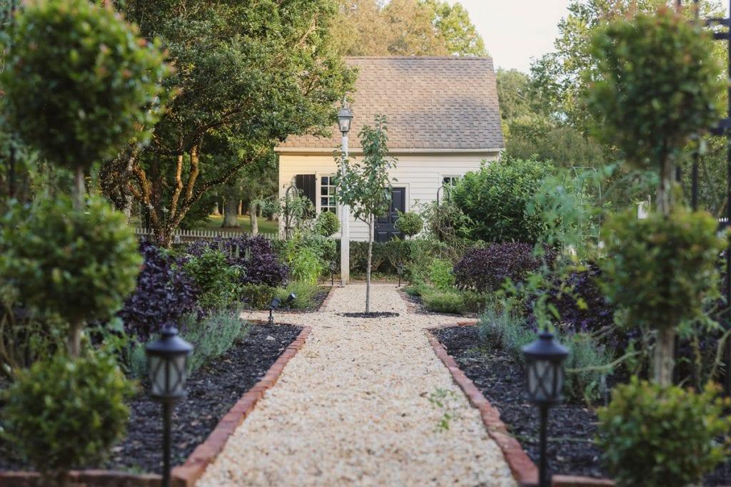 Organic Garden Blue Ridge ~ INOLA