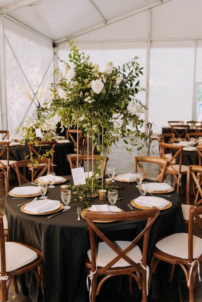 Wedding Receptions at INOLA Blue Ridge