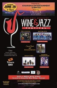 2021 Blue Ridge Jazz Festival