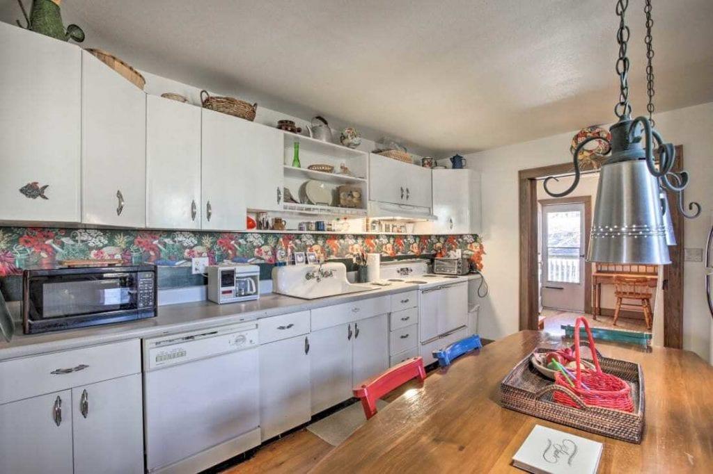Appalachian Cottage Kitchen
