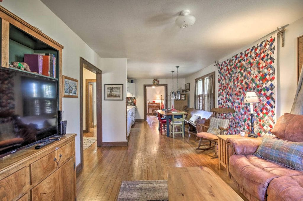 Appalachian Cottage Living