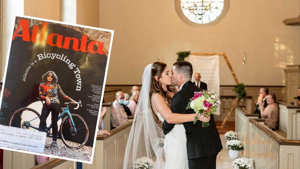 Atlanta Magazine Weddings Article