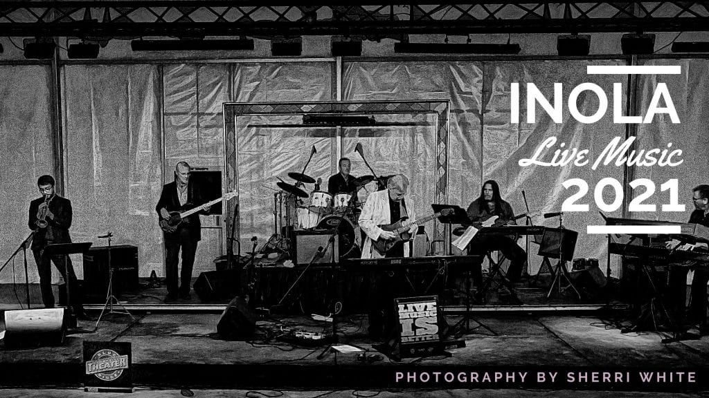 Live Music at INOLA in 2021
