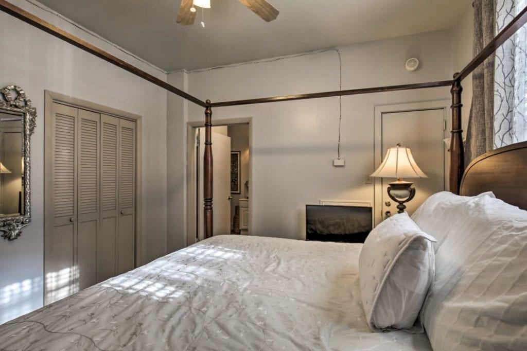 Vintner Cottage Bedroom 3