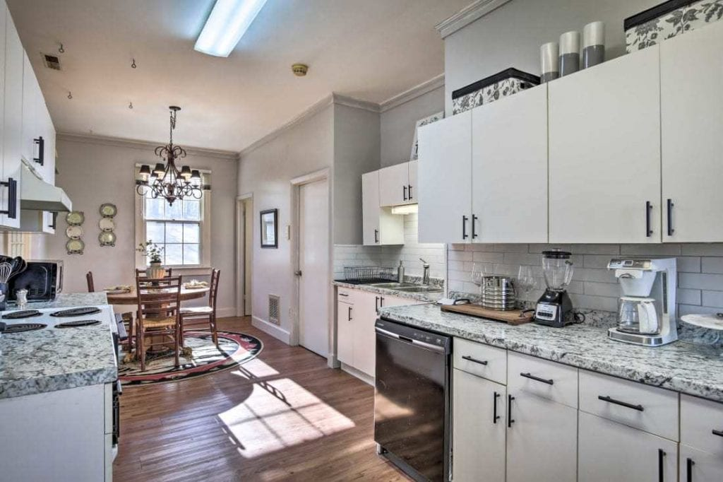 Vintner Cottage Kitchen
