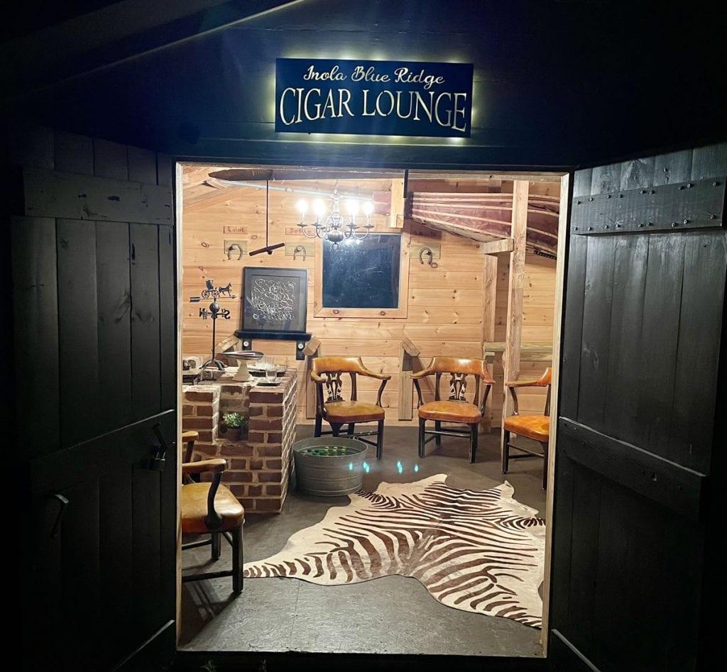 INOLA Blue Ridge Cigar Lounge