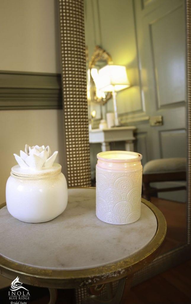 Wythe House Bridal Suite at INOLA