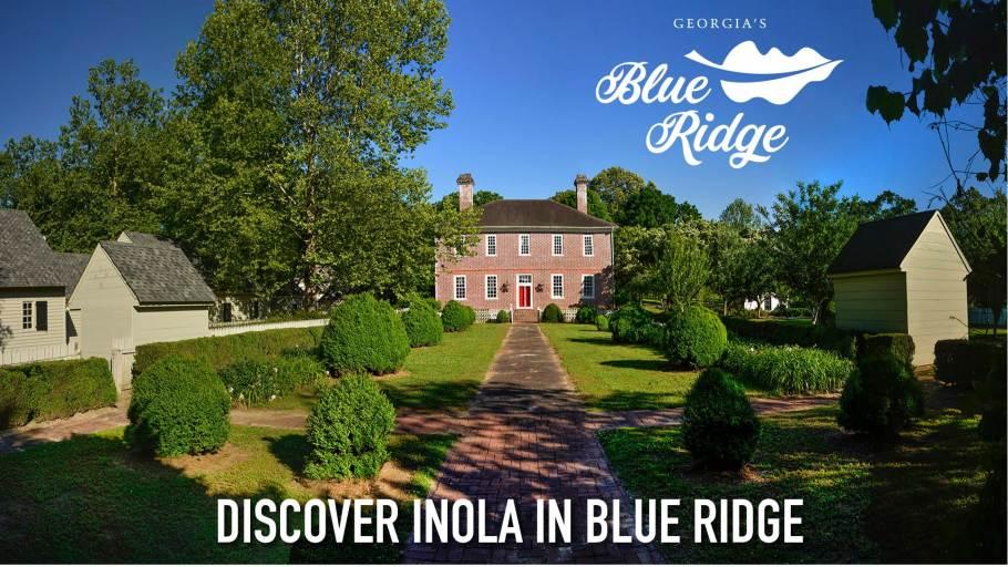 Discover INOLA Blue Ridge