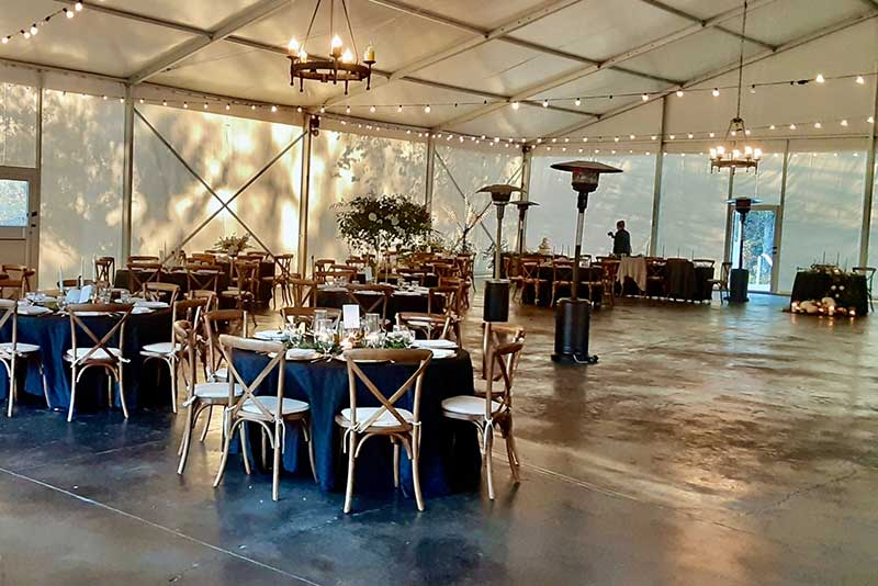 INOLA Wedding Tent