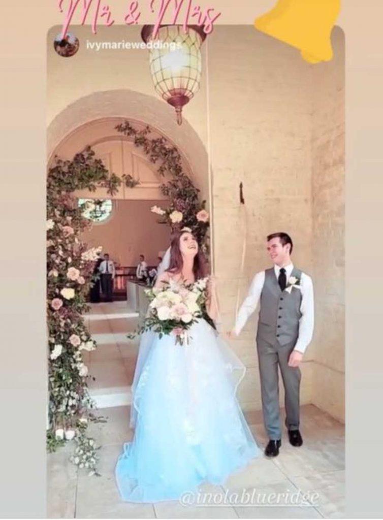 June Fairytale Wedding at INOLA