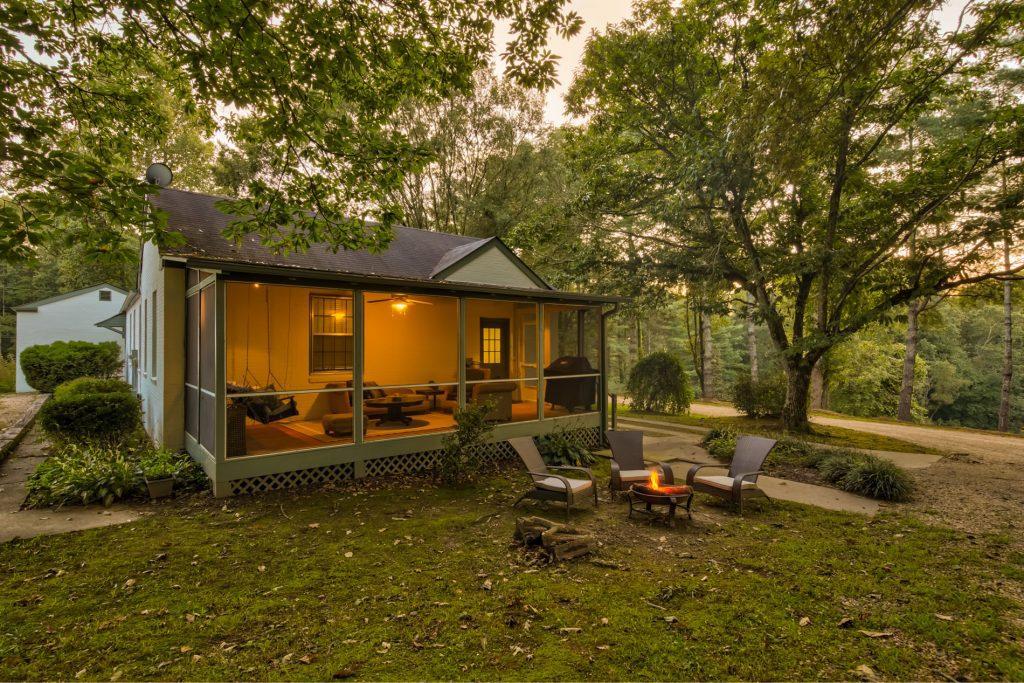 Vintner cottage Blue Ridge