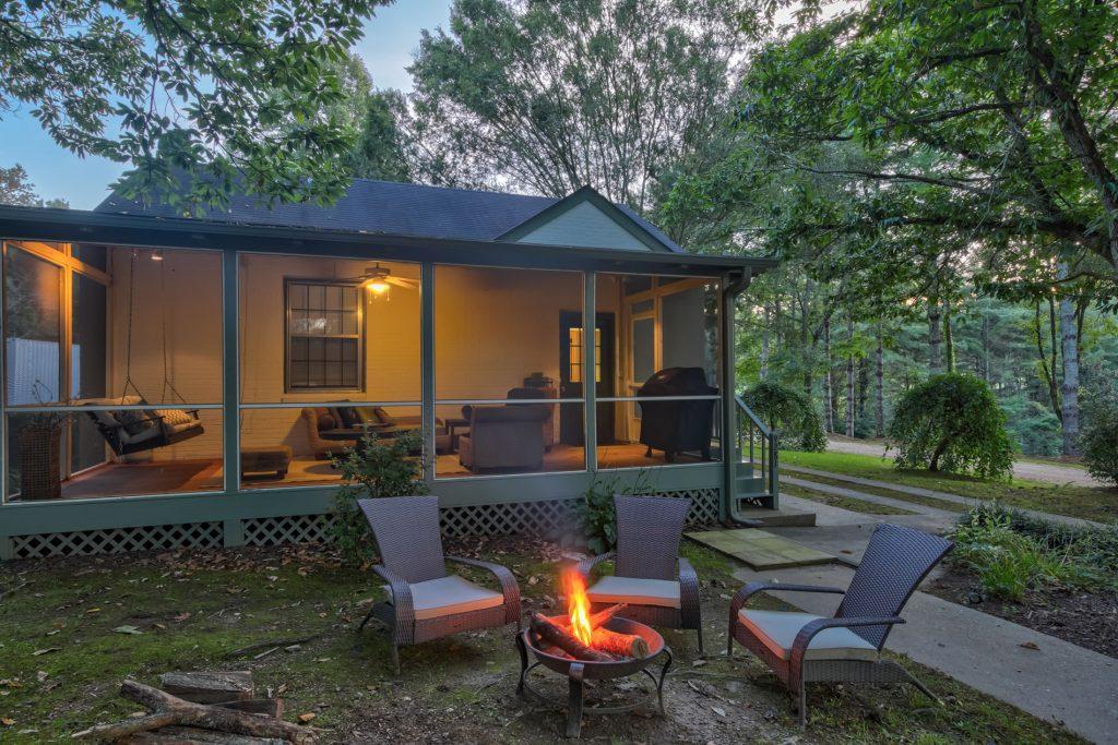 Vintner cottage Exterior